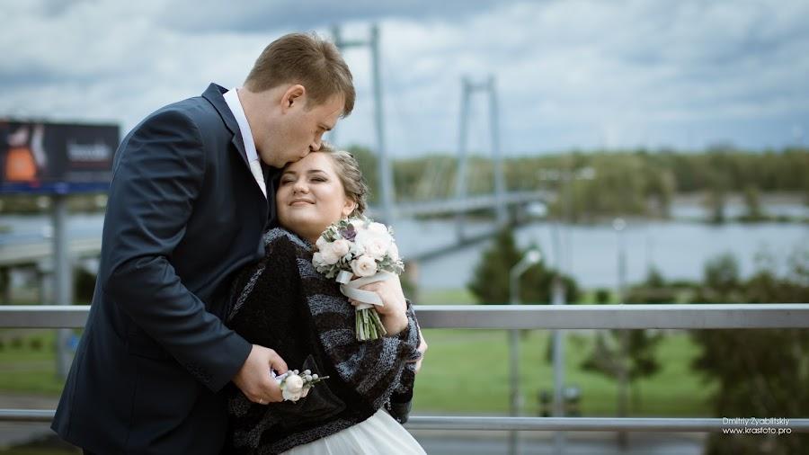 Düğün fotoğrafçısı Dmitriy Zyablickiy (dancer). 06.03.2016 fotoları
