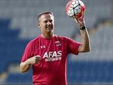 Mercato: Davy Roef (Anderlecht) intéresse van den Brom et Utrecht