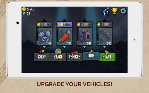 Hill Climb Racing 1.39.3 screenshots 13