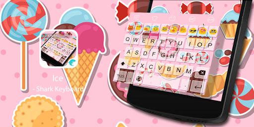 Emoji Keyboard-Ice