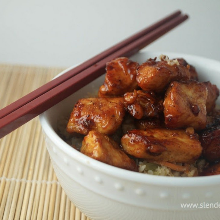Slow Cooker Sunday: Honey Garlic Chicken