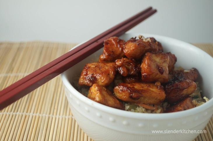 Slow Cooker Sunday: Honey Garlic Chicken Recipe