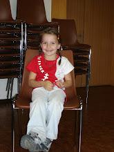 Photo: Alle Tage besuchte sie unsere Musikstunde