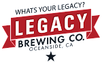 Logo for Legacy Brewing Co.