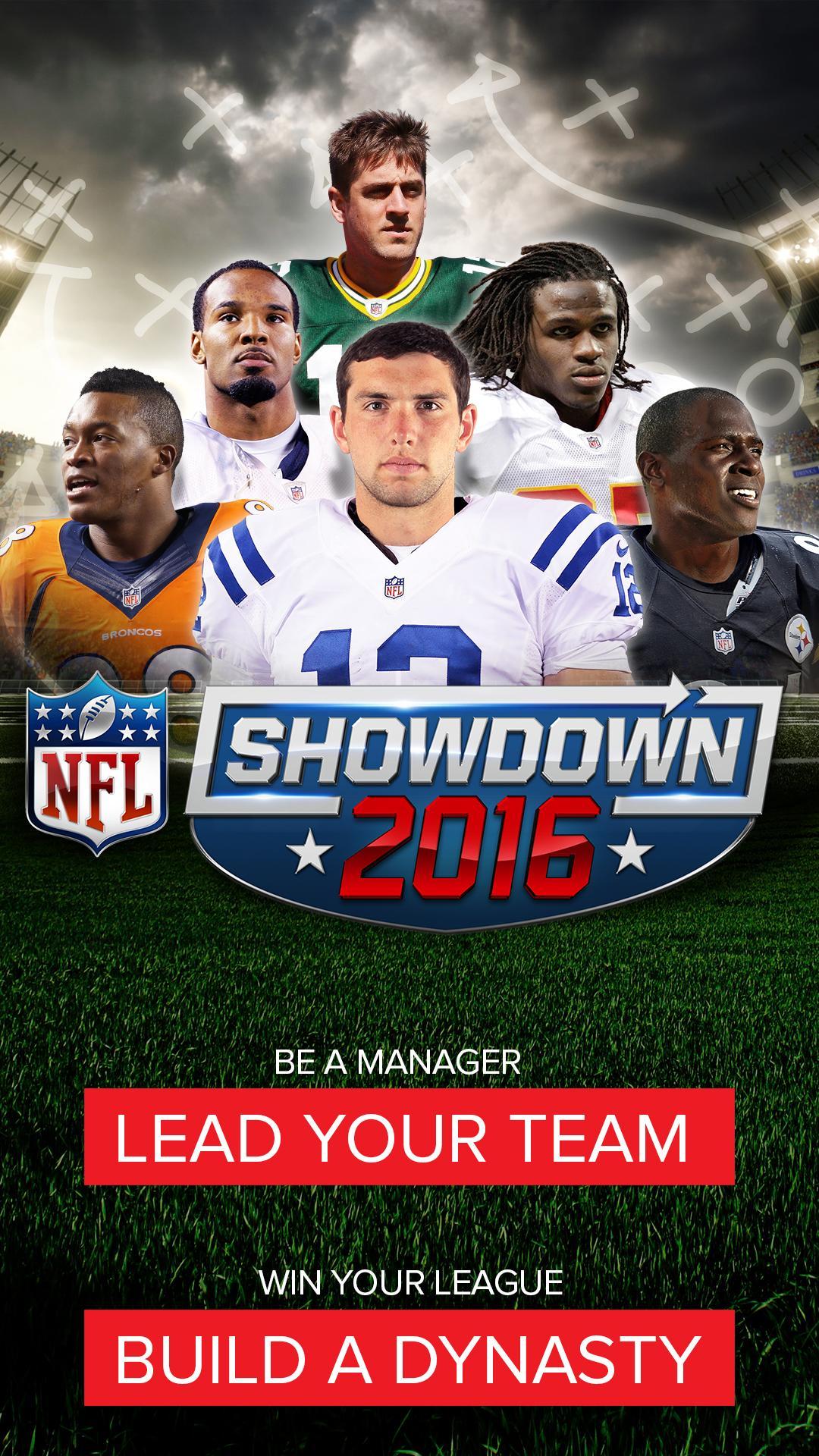 NFL Showdown: Football Manager screenshot #5