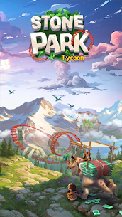 STONE PARK MOD APK PREHISTORIC TYCOON DOWNLOAD FREE HACKED VERSION 1