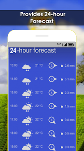 Accweather  live weather forecast app daily free - náhled