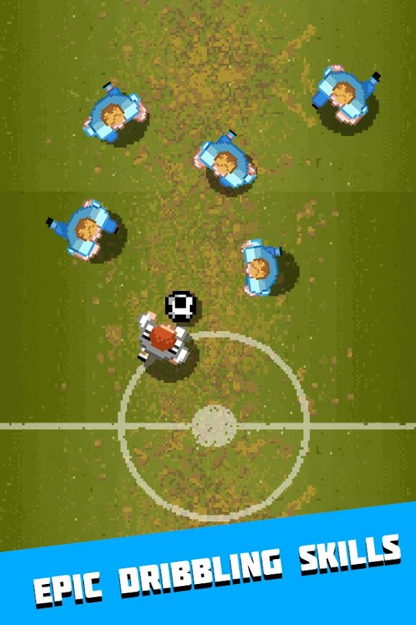 Goal Hero: Soccer Superstar- screenshot
