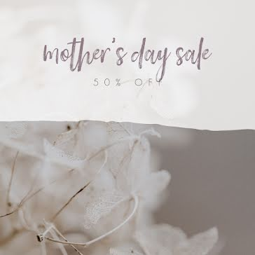 Mother's Day Closeouts - Mother's Day template