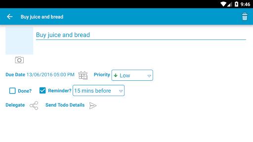 玩免費生產應用APP|下載Todo Planner To-Do & Task List app不用錢|硬是要APP
