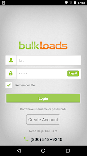 BulkLoads.com- screenshot thumbnail