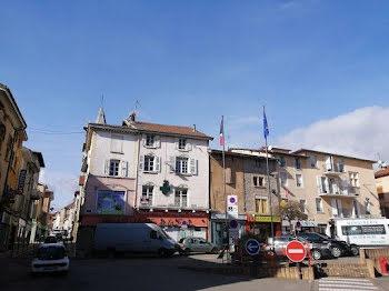 appartement à Beaurepaire (38)