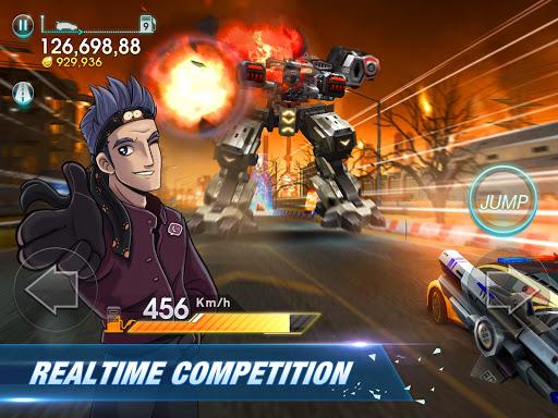 Viber Infinite Racer screenshot 8