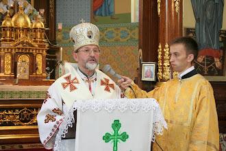Photo: Проповідує митрополит Львівський Ігор Возьняк