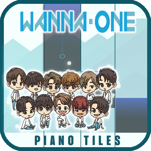 Wanna One - KPOP Piano Tiles