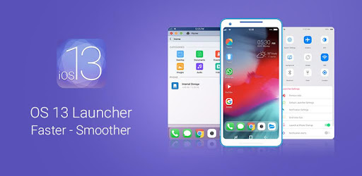 Launcher Ios 13 Pro Apk