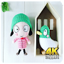 Sarah Duck Wallpaper APK icon