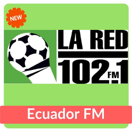 Radio La Red 102.1 Fm Ecuador Emisora En Vivo App Android APK Download Free By LanzaTuApp