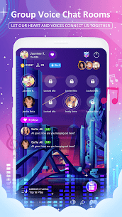 OyeTalk – Live Voice Chat Room 1
