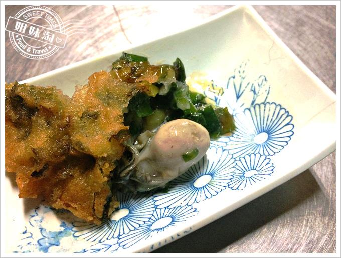 廟口炸粿-蚵嗲