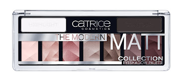 //SOMBRA CATRICE PALETA   COLL THE MUST HAVES 10G