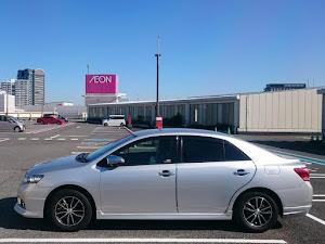 アリオン NZT260 A15Gパケ  2012年式のカスタム事例画像 まァ~☆パパさんの2020年02月02日21:01の投稿