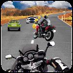 Moto Racing Hero 3D Icon