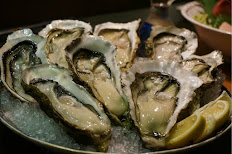 Grilled Local Oyster