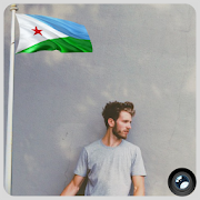 Djibouti Flag In Your picture : Photo Editor APK