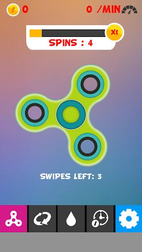 Colorful Fidget Spinner screenshot 2