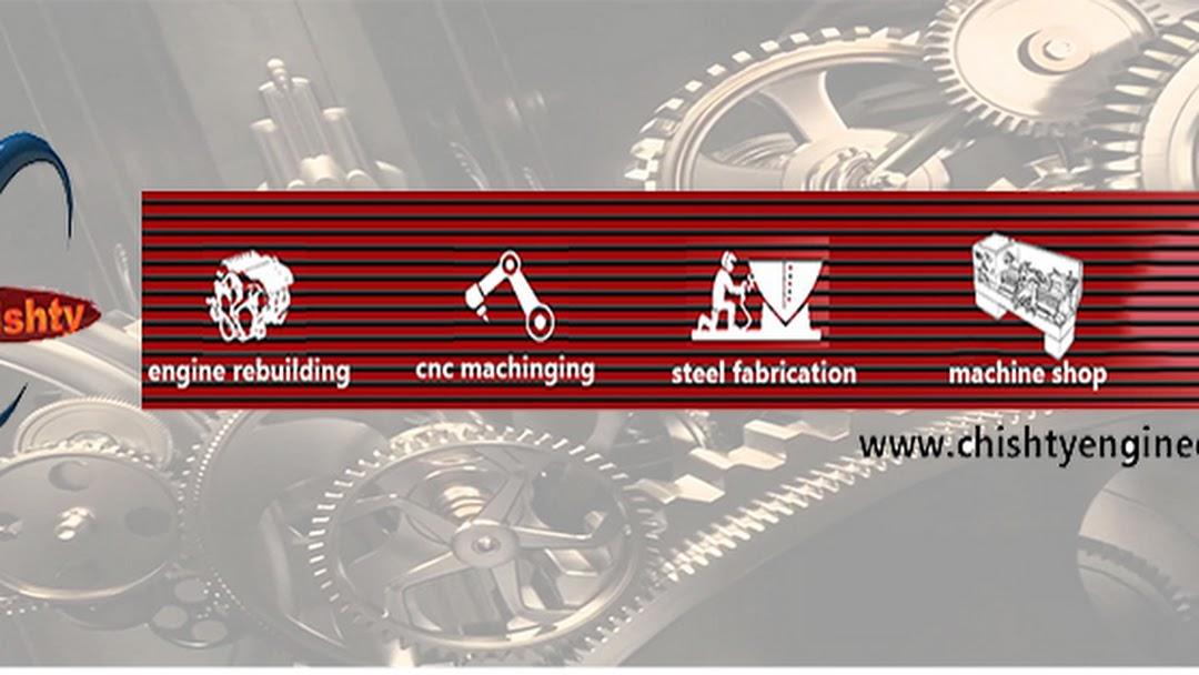 AL CHISHTY ENGINEERING WORK LLC - Mechanical Engineer