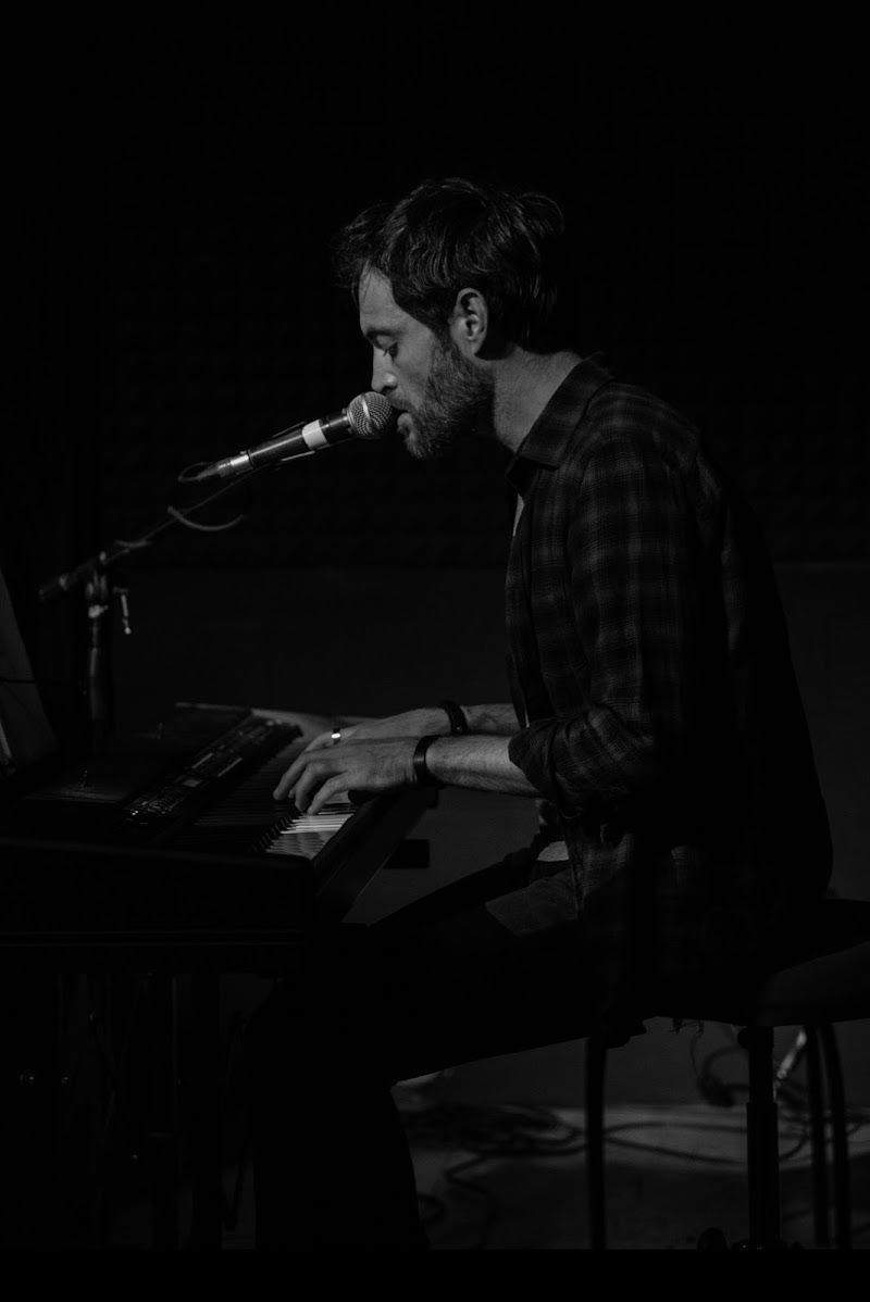 B/W Musician di FabrizioTedeschi_Ph