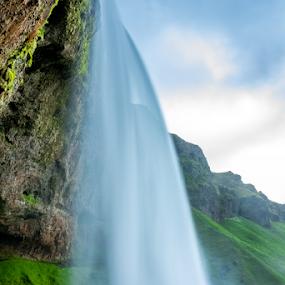 Seljalandsfoss by Kristvin Guðmundsson - Landscapes Waterscapes ( canon, seljalandsfoss, iceland, nd, kristvin, 60d, long exposure, longexposure,  )