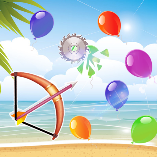 Balloon Shooter Pop Archery Games Android APK Download Free By Big - Free Games
