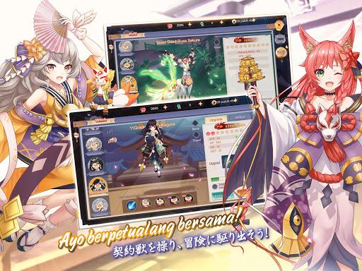 Scroll of Onmyoji: Sakura & Sword 19.1.6 screenshots 8