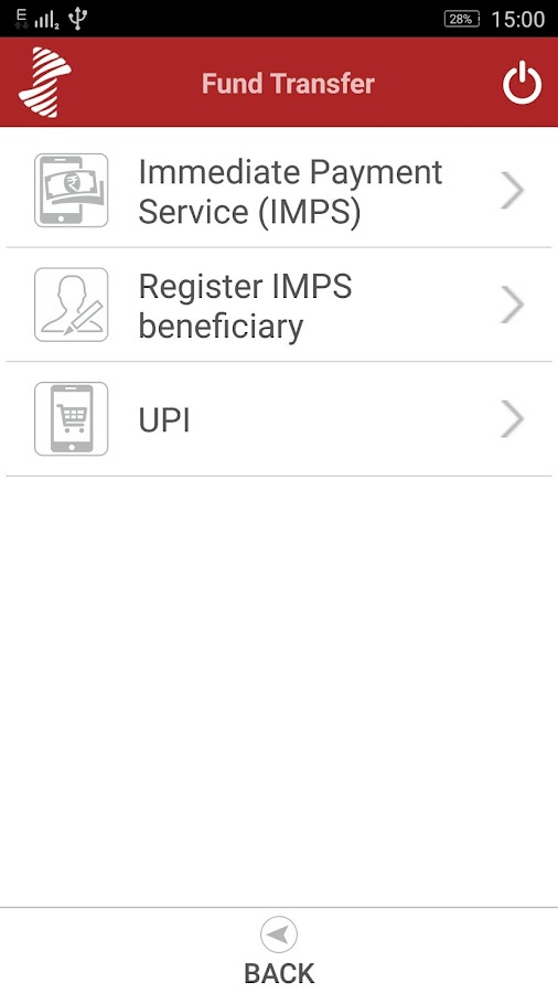 SIB M-Pay (UPI Pay)- screenshot