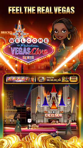 Vegas Live Slots : Free Casino Slot Machine Games apklade screenshots 2