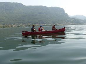 Photo: Sul lago di Garlate