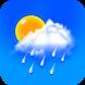 ウェザーニュース  天気・雨雲レーダー・台風の天気予報アプリ 地震情報・災害情報つき
