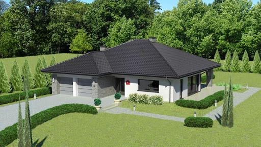 projekt Dom przy Kwiatowej 4