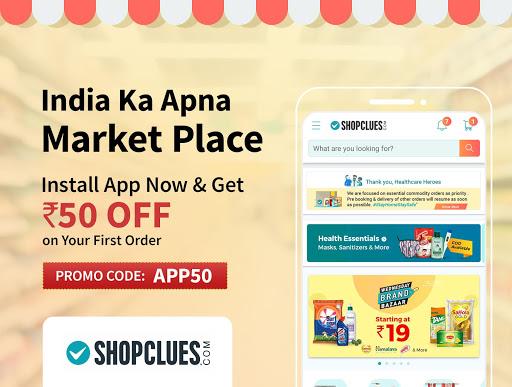 ShopClues: Online Shopping App 3.6.3 screenshots 4