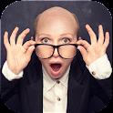 Make Me bald Booth icon