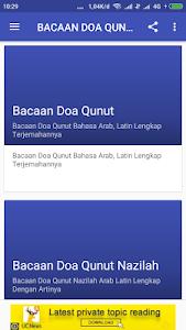 Download Lafal Bacaan Doa Qunut Apk Latest Version 10 For