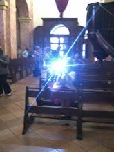 Photo: Interior of St. Trophyme Church, Bormes