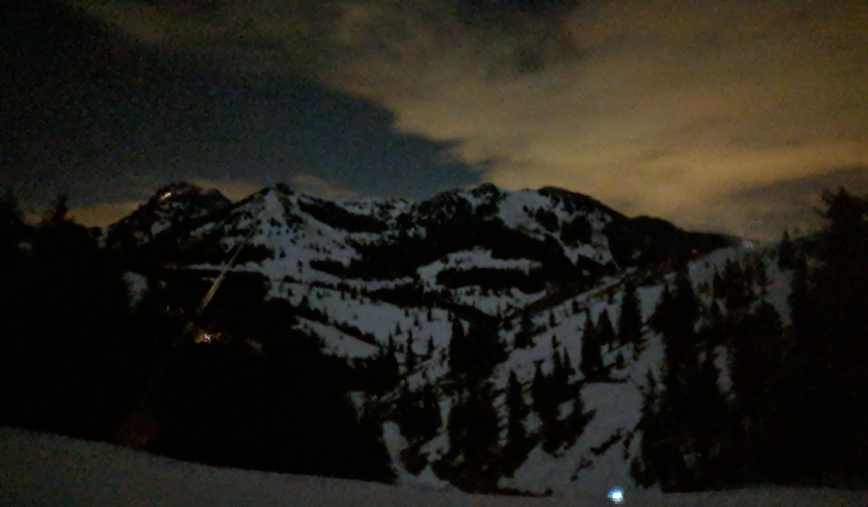Sudelfeld evening skitour - Mar 19