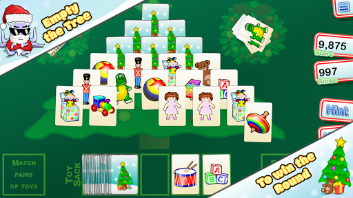 Christmas Tree Solitaire 1.05 screenshots 3