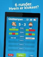 Screenshot of Quizkampen™