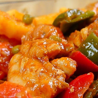 Chicken Afritada #FilipinoFoodsPhilippines.