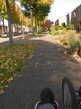 Photo: Door de straten van Raalte.