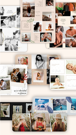 Puzzle Collage Template for Instagram - PuzzleStar 3.1.4 screenshots 9